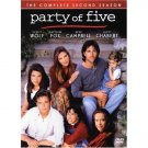 Party of Five - The Complete Second Season DVD Box Set NEW