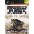 Brothers in Arms Earned in Blood for Microsoft XBOX Black Label NEW