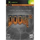 Doom 3 (Limited Collector's Edition) XBOX Black Label NEW