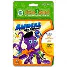 LeapFrog ClickStart Educational Software Animal Art Studio NEW