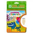 LeapFrog ClickStart Educational Software: Learning Carnival NEW