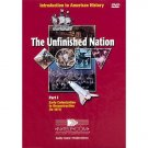 The Unfinished Nation I Introduction to US History DVD Box Set NEW