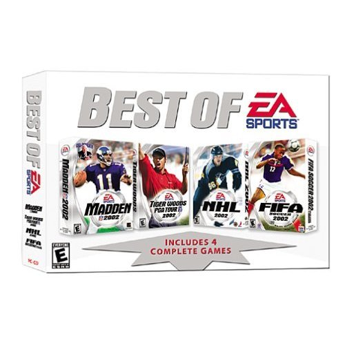 Buy Electronic Arts Games - Best Of Ea Electronic Arts Sports 2002 ( PC Games ) New CD Rom