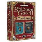 Baldur's Gate 2: Ultimate Collection Shadows of Amn and Throne of Bhaal ( PC Games ) NEW CD ROM