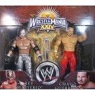 WWE Jakks Wrestlemania 24 Exclusive Series 2 Action Figure 2-Pack Chavo Guerrero & Rey Mysterio NEW