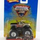 Mattel Hot Wheels Monster Jam JURASSIC ATTACK 69/70 Truck Scale 1:64 NEW