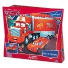Mega Bloks ( 7769 ) Pixar Cars Supercharged Mack & McQueen 40 Pcs NEW