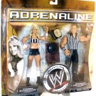 WWE Jakks Pacific Wrestling Action Figures Shawn Michael & Trish Stratus Adrenaline 20 WWE jakks NEW