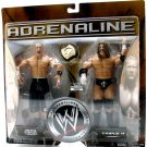 "WWE Jakks Pacific Adrenaline Series 20 John Cena & "" The Game "" Triple H Action Figures NEW"