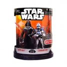 Hasbro Star Wars 30th Anniversary Action Figure 2-Pack Order 66 Darth Vader & Commander Bow [3 of 6]