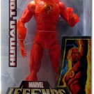 Hasbro Marvel Legends Icons Series 3 Johny Storm Human Torch RED FIRE Version 12 inch Action Figure
