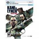 Kane & Lynch: Dead Men ( PC Games ) NEW DVD ROM