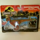 Kenner Jurassic Park Dinosaurs Pachycephalosaurus Action Figure with Head - Butting Attack NEW