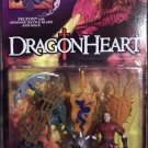 Kenner Dragonheart FELTON Action Figure WITH Spinning Battle Blade and Mace NEW
