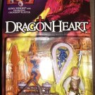 Kenner Dragonheart  King Einon Action Figure WITH Shield and Crossbow Blaster NEW