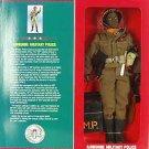 Hasbro GI Joe 12 inch Airborne Military Police - African American 1996 Kay Bee Exclusive Limited Ed.