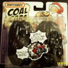 Matchbox Coal Cars Holiday 2 pack Stocking Stuffers NEW