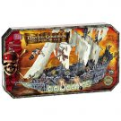 Mega Bloks - Pirates of the Caribbean 3 - At World&#39;s End - The Flying Dutchman 1067 NEW