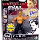 WWE Jakks Pacific Build N Brawl Series 4 Action Figure Y2J Chris Jericho with Titantron Panels