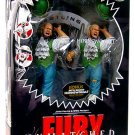 WWE Unmatched Fury Platinum Edition Series 9 Hornswoggle ( 2-Pack Regular and Battle Damaged ) NEW