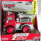Fisher Price Shake 'n Go Disney Pixar's Cars The Movie: Red Deluxe Fire Truck Race Background NEW