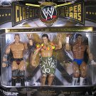 WWE Jakks Pacific Classic Superstars Rock, High Chief Peter Maivia & Rocky Johnson Action Figure New