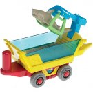 Fisher Price Nickelodeon Go Diego Go! Animal Rescue Railway Shark Rescue Car NEW