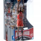 Upper Deck Chicago Bulls Michael Jordan Pro Shots Action Figure 1998 NBA Finals Winning Last Shot