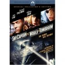 Sky Captain and the World of Tomorrow (Widescreen Special Collector's Edition) (2004) NEW DVD