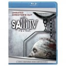 Saw IV Unrated Director's Cut [Blu-ray] (2007) NEW Blu-Ray Disc