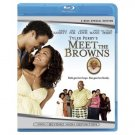 Tyler Perry's Meet The Browns [Blu-ray] + Digital Copy (2008) NEW Blu-Ray Disc