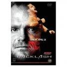 World Wrestling Entertainment WWE Backlash (2004) New DVD