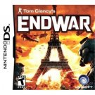 Tom Clancy's EndWar for Nintendo DS New Game