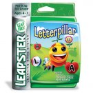 LeapFrog Leapster Educational Game Letterpillar 20266 NEW
