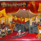 Mega Bloks - Pirates of the Caribbean 3 - At World's End Singapore Escape 1064 NEW