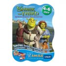 VTECH V.Smile Learning Game Shrek the Third: Arthur's School Day Adventure Smartridge NEW