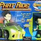 MSI Skribbles Spinheads Phat Ride Car Amp with POGO figure NEW