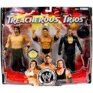 WWE Exclusive Series 7 Treacherous Trios Action Figure 3 Pack Great Khali, Batista & Undertaker New