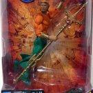Mattel DC Universe Series 2 Action Figure Aquaman [ Long Hair Variant ] Build-a-Figure Gorilla Grodd