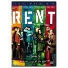 Rent (Full Two-Disc Special Edition) (2005) NEW DVD