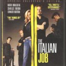 The Italian Job Widescreen (Special Collector's Edition) (2003) NEW DVD