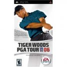 Tiger Woods PGA Tour 2006 Sony PlayStation Portable PSP NEW