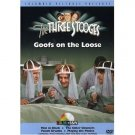 The Three Stooges - Goofs on the Loose (Colorized / Black & White) (1937) New DVD