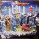 Mega Bloks Dragons DRAGONSTONE BATTLEFIELD 120 Pcs 9648 NEW