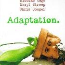 Nicolas Cage Adaptation (Superbit Collection) (2003) NEW DVD