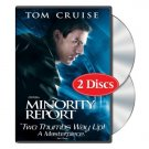 Tom Cruise Minority Report (Widescreen Two-Disc Special Edition) (2002) NEW DVD