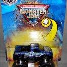 Mattel Hot Wheels Monster Jam SHOXX BLUE THUNDER #17 Truck Scale 1:64 NEW