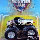 Mattel Hot Wheels Monster Jam #19/70 DALMATIAN MONSTER MUTT Truck Scale 1:64 NEW