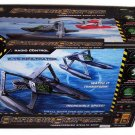 MGA Entertaiment SHADOW SHIFTER X-19 INFILTRATOR 27 MHz Transforming Stealth Radio Control Boat NEW
