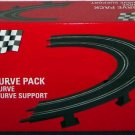 SCX Compact Banked Curve Pack 1:43 SLOT RACING 31400 NEW